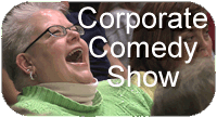 corporate comedy show